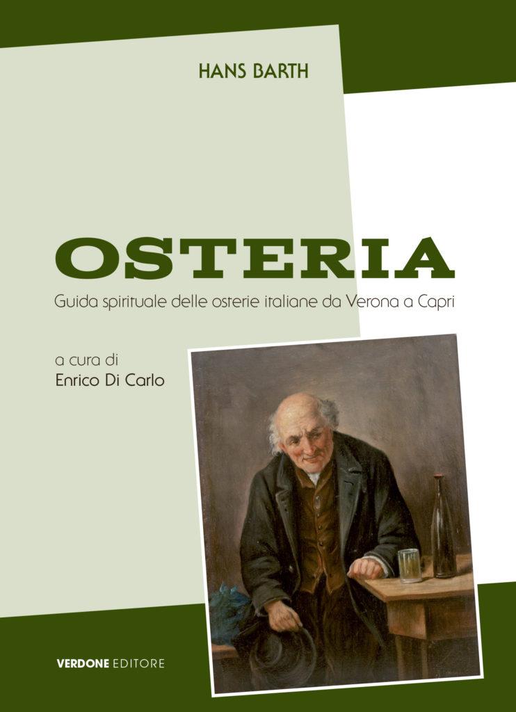 Copertina libro Osteria