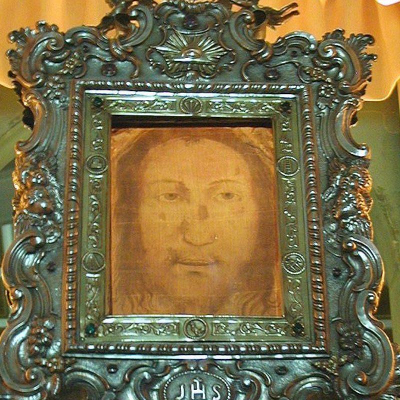 il volto santo