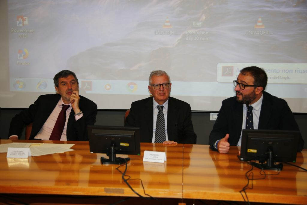 Incontro all'Aquila
