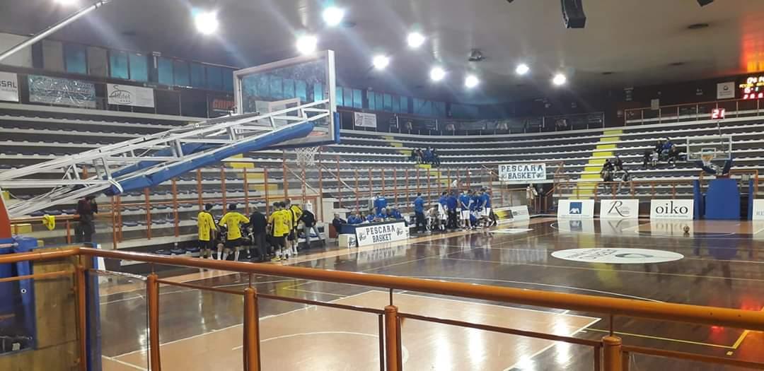 Pescara Basket- Antoniana