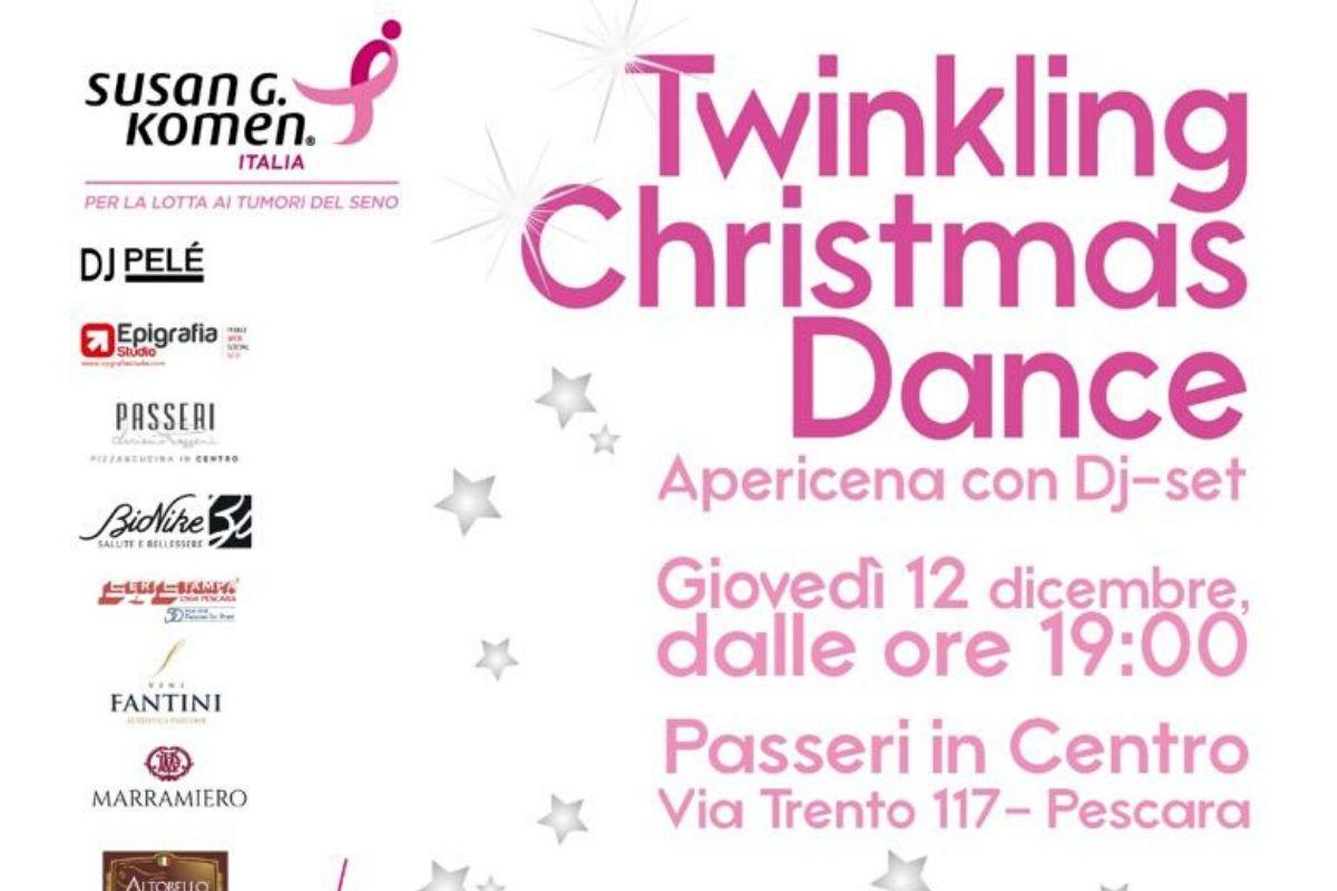 Twinkling Christmas Dance