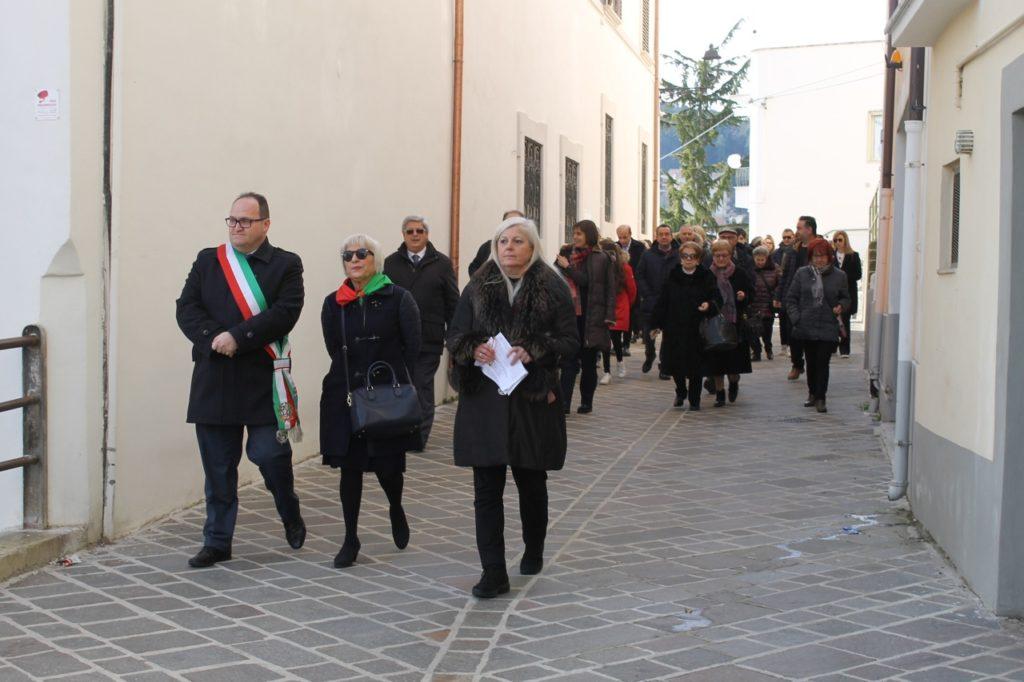 Palazzo Tilli, il cammino della memoria - 29