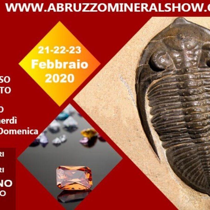 abruzzo mineral show
