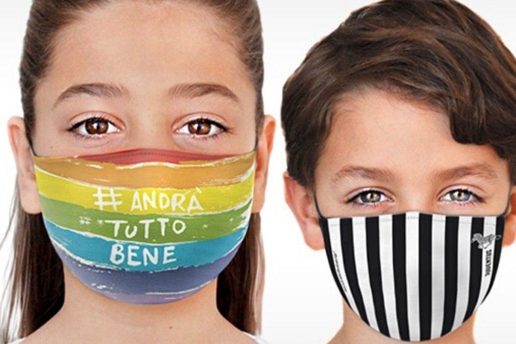 cover per mascherine