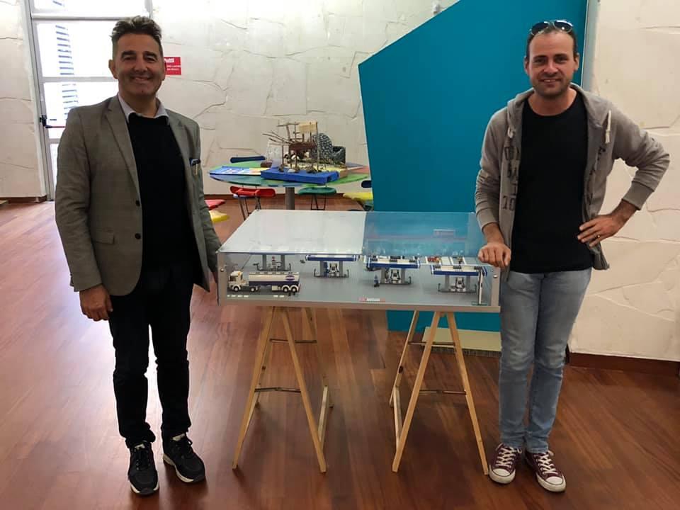 Livio Bucci e Matteo Di Nardo